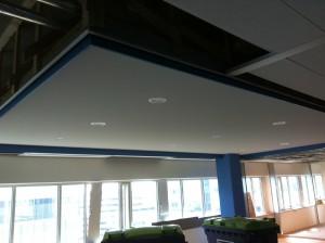 naadloos plafond systeem