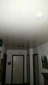 Hal - Voor plaatsen spanplafond
