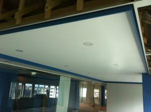 Spanplafond Kantoorruimte