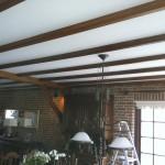 Spanplafond Woonboerderij