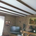 Spanplafond Woonboerderij foto 2